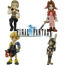 Final Fantasy Series - Trading Arts Mini Vol.3