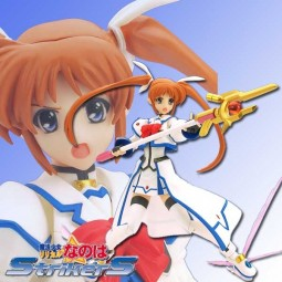 Magical Girl Lyrical Nanoha StrikerS - Nanoha Takamachi - Figma