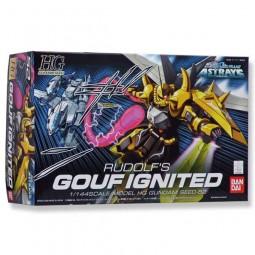 Gundam Seed Frame Astrays - HG Rudolf's Gouf Ignited 1/144