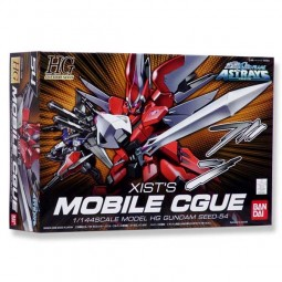 Gundam Seed Frame Astrays - HG Xist's Mobile CGue 1/144