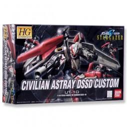 Gundam Seed Stargazer - HG Civilian Astray DSSD Custom 1/144