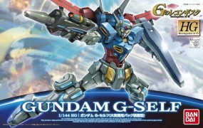 Gundam Reconguista in G - HG Gundam G-Self 1/144