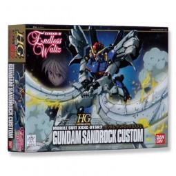 Gundam Wing - Gundam Sandrock Custom 1/144