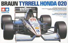 Braun Tyrrell Honda 020 1/20 Model Kit