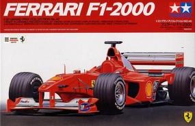 Ferrari F1-2000 1/20 Model Kit