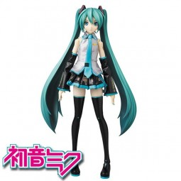 Vocaloid 2: CHARACTER VOCAL SERIES 01- RAH Miku Hatsune Project Diva 1/6 Action Figure