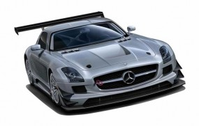 Mercedes-Benz SLS AMG GT3 1/24 Model Kit