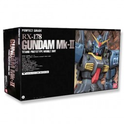 Zeta Gundam - PG Perfect Grade Gundam MK-II 1/60
