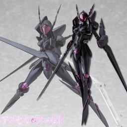 Accel World: Black Lotus - Figma