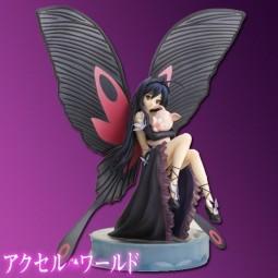 Accel World: Kuroyukihime 1/8 Scale PVC Statue