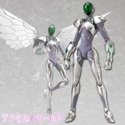 Accel World: Silver Crow - Figma