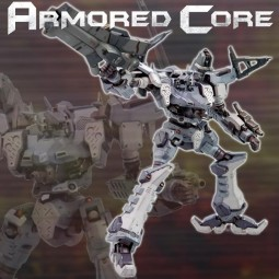 Armored Core - Crest Assault Type Version 1/72 Model-Kit