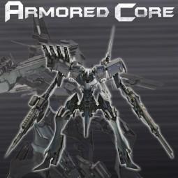 Armored Core - LG-LAHIRE 1/72 Model-Kit
