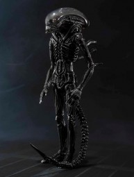 Alien: Chogokin S.H. MonsterArts Big Chap Alien Actionfigur