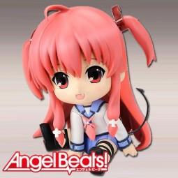 Angel Beats!: Petanko Yui PVC Statue