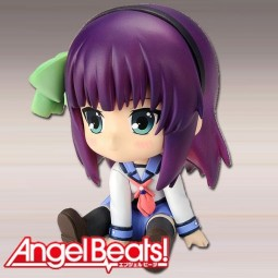 Angel Beats!: Petanko Yuri PVC Statue