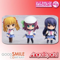 Angel Beats!: Nendoroid Petite Set 01