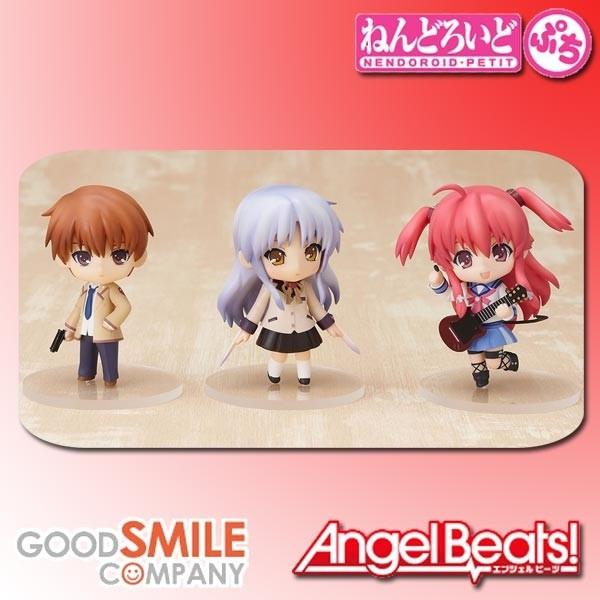 Angel Beats Nendoroid Petite Set 02