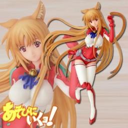 Asobi ni Ikuyo!: Eris 1/7 Scale PVC Statue