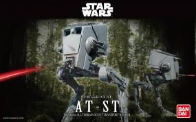 Star Wars: AT-ST 1/48 Model Kit