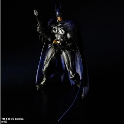 Batman Arkham City: Play Arts Kai Batman Actionfigur