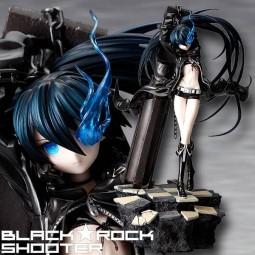 Black Rock Shooter: BRS 1/8 Scale PVC Statue