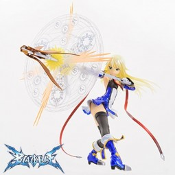 BlazBlue: Noel Vermillion DD Mode 1/8 Scale PVC Statue