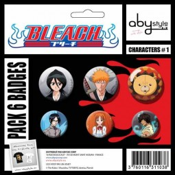 Bleach Buttons