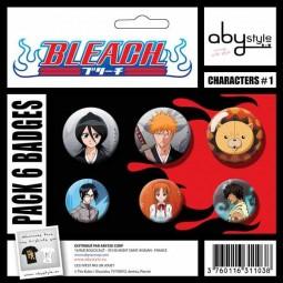 Bleach Buttons