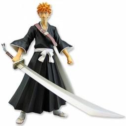 Bleach - Ichigo Kurosaki Action Figur Series 1
