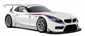 BMW Z4 GT3 2011 1/24 Model Kit