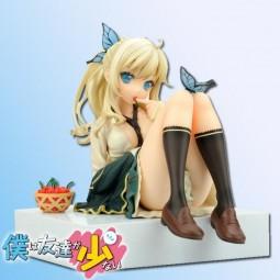 Boku wa Tomodachi ga Sukunai: Sena Kashiwazaki 1/8 Scale PVC Statue