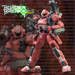 Border Break - Cougar Type-I Heavy Weapon 1/35 Model-Kit