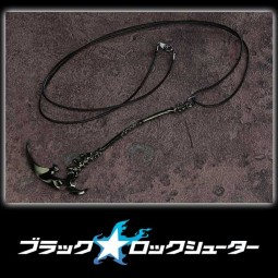 Black Rock Shooter Metal Charm Collection 02 - Dead Scythe