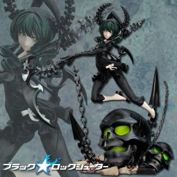 Black Rock Shooter: Dead Master Animation Ver. 1/8 Scale PVC Statue