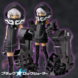 Black Rock Shooter Strength - Figma