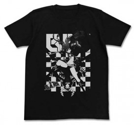 Black Rock Shooter: T-Shirt BRS & DM
