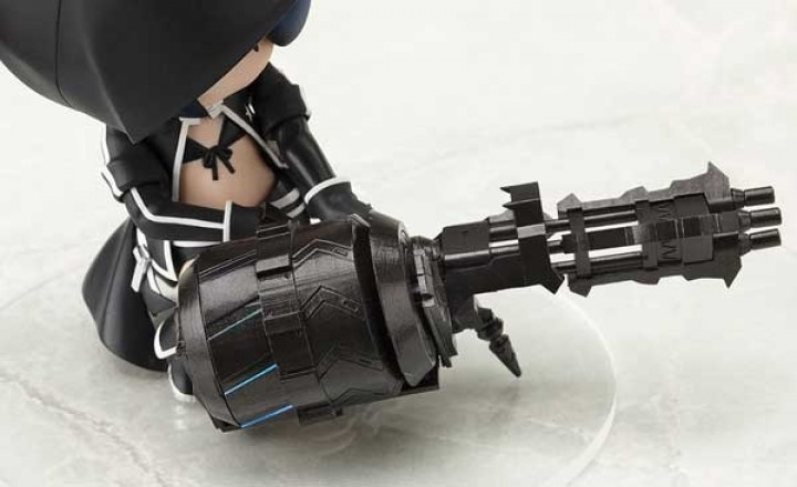 Black rock shooter tv animation ver nendoroid for Ver shooter online