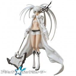 Black Rock Shooter: Real Action Heroes White Rock Shooter