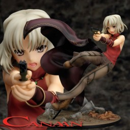 Canaan: Canaan 1/8 Scale PVC Statue