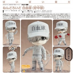 Cells at Work!: White Blood Cell - Nendoroid