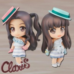 ClariS: Nendoroid Petite Set irony Ver.