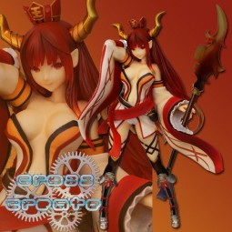 Cross x Create: Enma Vol.1 1/8 PVC Statue