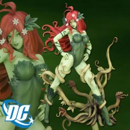 DC Comics: Poison Ivy Bishoujo 1/7 Scale PVC Statue