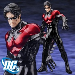 DC Comics: Nightwing (The New 52) 1/10 Scale PVC Statue