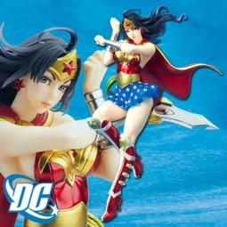 DC Comics: Armored Wonder Woman Bishoujo 1/7 Scale PVC Statue