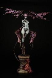 Devilma Lady: The Extreme Devil non Scale PVC Statue