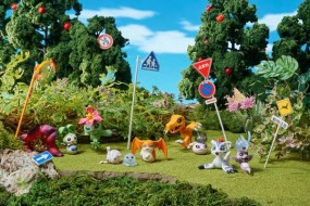 Digimon Adventure: Digicolle! Sammelfiguren Sortiment