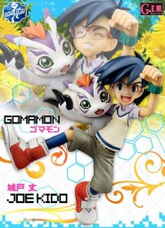 Digimon Adventure: Joe & Gomamon non Scale Scale PVC Statue