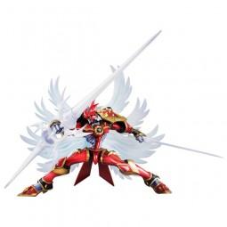 Digimon Tamers: Dukemon Crimson Mode non Scale Scale PVC Statue